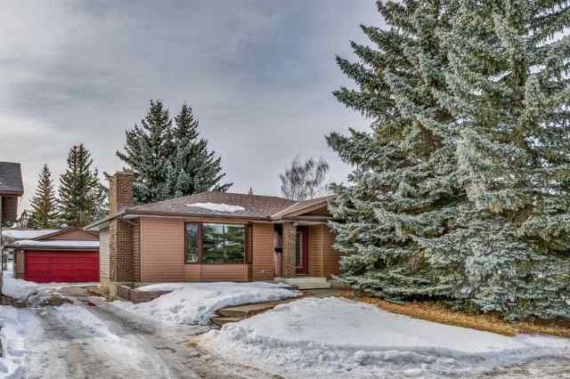 Braeside real estate 539 Brookpark Drive SW in Braeside Calgary