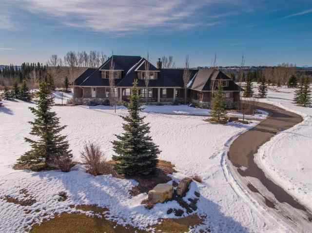 Springbank real estate 14 Swift Creek Place in Springbank Rural Rocky View County