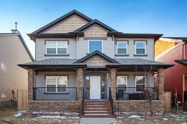 121 Channelside Common SW in Canals Airdrie MLS® #A1081865