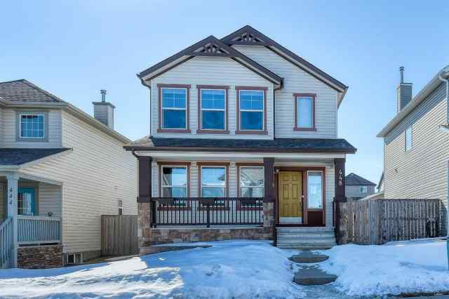 448 Morningside Way SW in Morningside Airdrie MLS® #A1084129