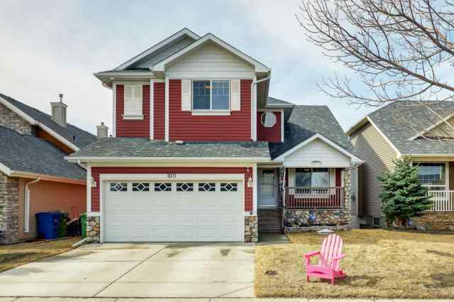 1011 Bayside Drive SW in Bayside Airdrie MLS® #A1087089