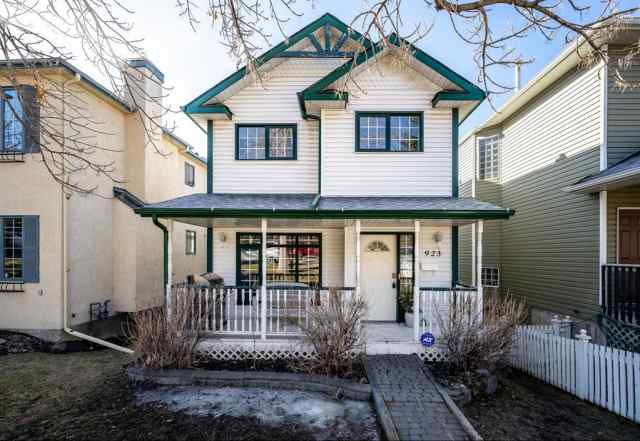 Bridgeland/Riverside real estate 923 Drury Avenue NE in Bridgeland/Riverside Calgary