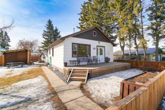 4907 Moore Street in Downtown Blackfalds MLS® #A1090163
