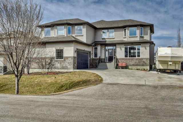 242 Canoe Drive SW in Canals Airdrie MLS® #A1092066