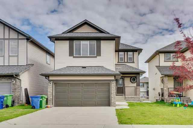 1758 Baywater Drive SW in Bayside Airdrie MLS® #A1092709