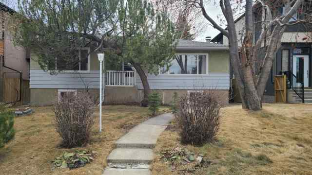 1715 18 Avenue NW in Capitol Hill Calgary MLS® #A1092976
