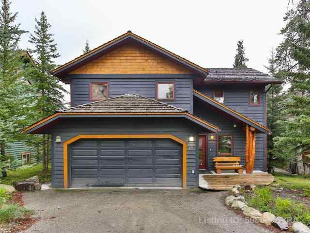 117 Stone Creek Place  in Silvertip Canmore MLS® #AW50809