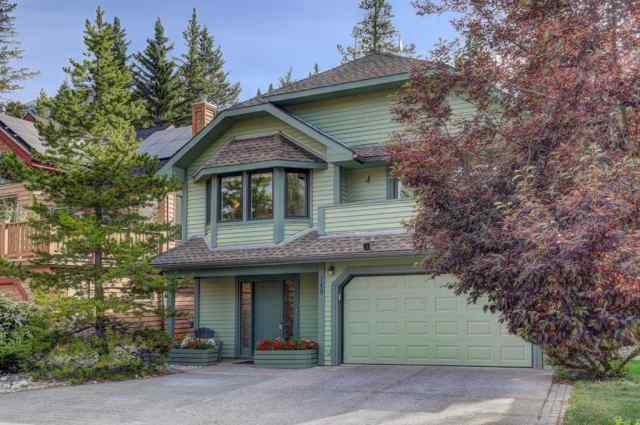 140 BENCHLANDS  Terrace in Benchlands Canmore