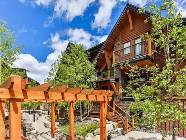 Unit-5103-101E Stewart Creek Landing  in Three Sisters Canmore MLS® #AW51649