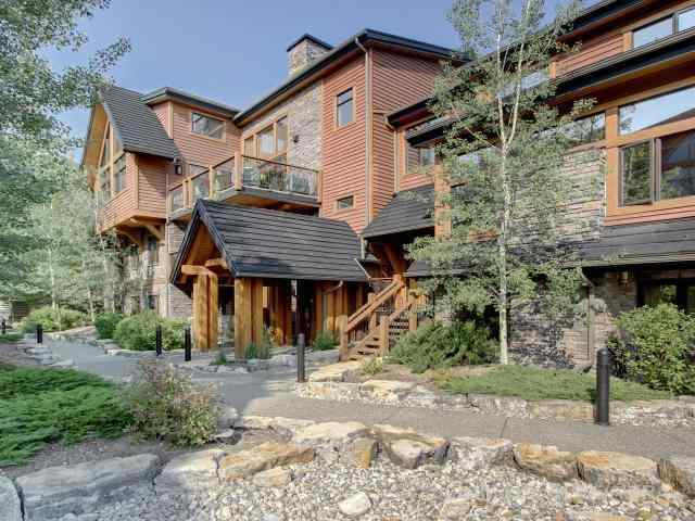 Unit-2110-101B Stewart Creek Landing  in Three Sisters Canmore MLS® #AW51985
