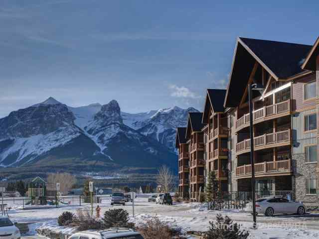 Silvertip real estate 102, 300 PALLISER LANE  in Silvertip Canmore