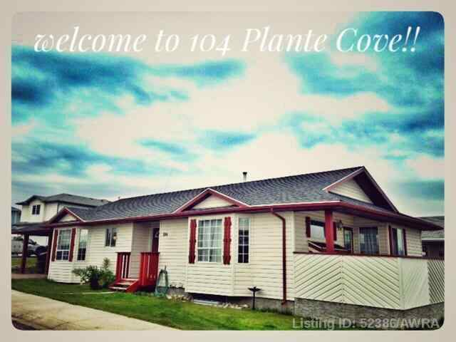 104 PLANTE COVE   in Valley Hinton MLS® #AW52386