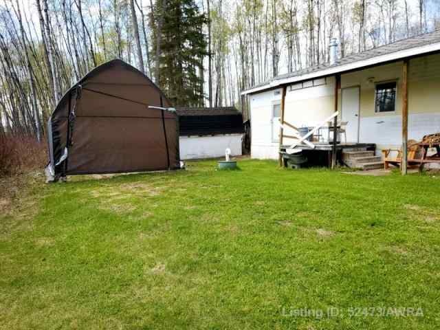 MLS® #AW52473 26 SEXAUER STREET  T9S 1R9 Rural Athabasca County