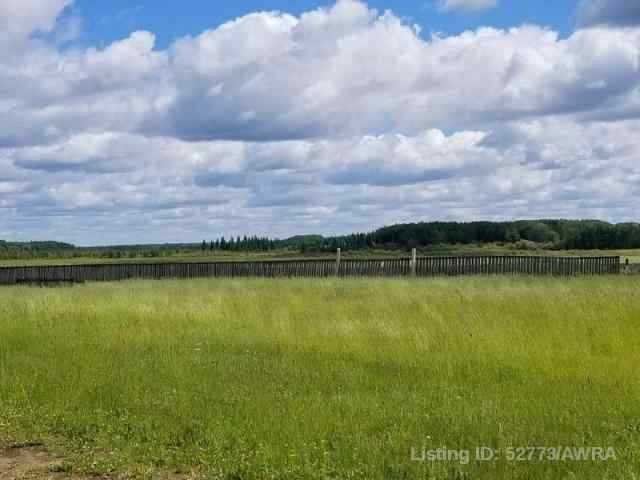 163036 TOWNSHIP RD 720  in  Wandering River MLS® #AW52773