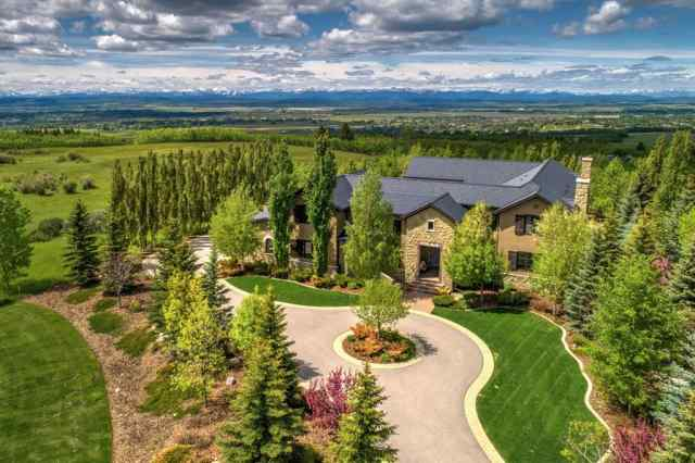 209 PINNACLE RIDGE Place SW in Pinnacle Ridge Rural Rocky View County MLS® #C4216431
