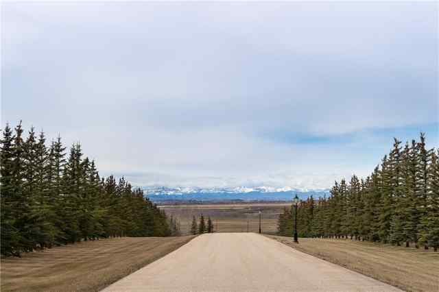 370063 Hwy 547   in NONE Rural Foothills County MLS® #C4241188