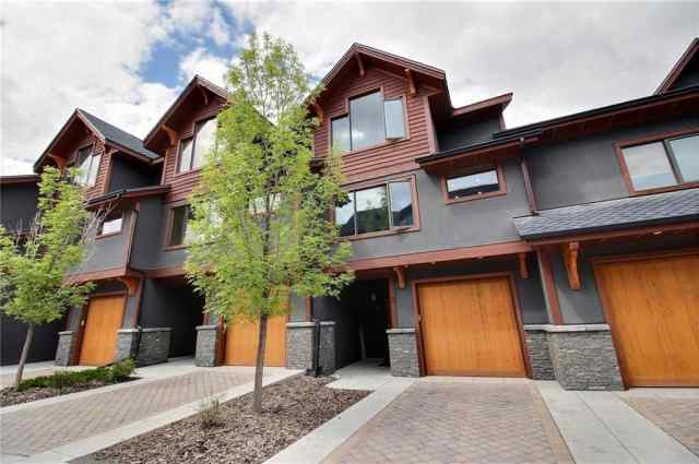 3 Creekside Mews  in  Canmore MLS® #C4254291