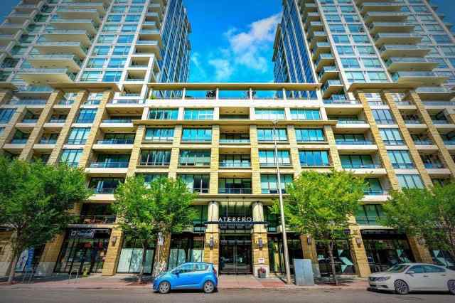 #311 222 RIVERFRONT AV SW in  Calgary