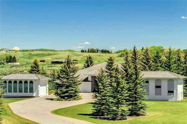 Springbank real estate 116 EMERALD BAY DR  in Springbank Rural Rocky View County