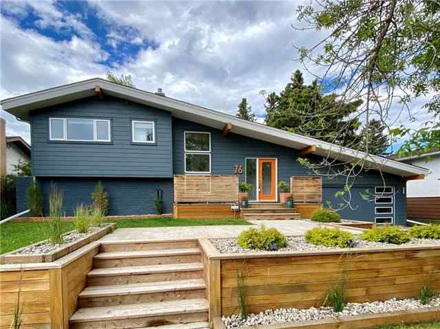 76 Cherovan DR SW in Chinook Park Calgary