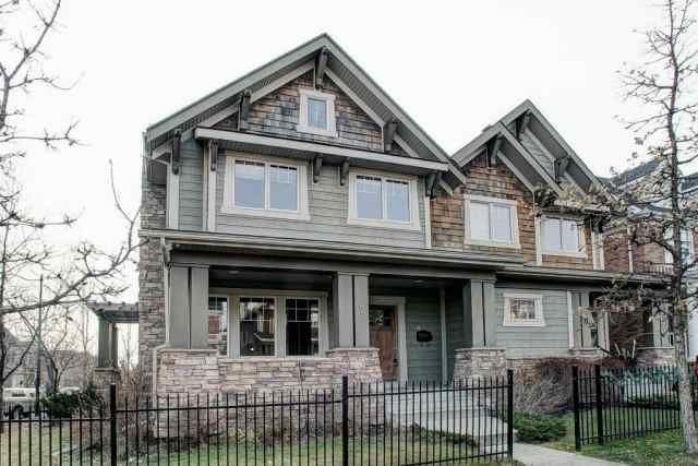 7 Tom Hoppe ME SW in Garrison Green Calgary MLS® #C4275920