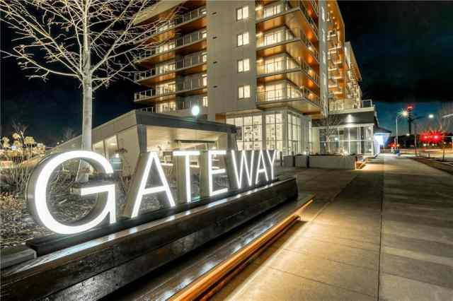 Unit-716-8505 Broadcast Avenue SW in West Springs Calgary MLS® #C4280969