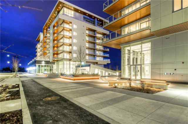 Unit-305-8505 Broadcast Avenue SW in West Springs Calgary MLS® #C4280978