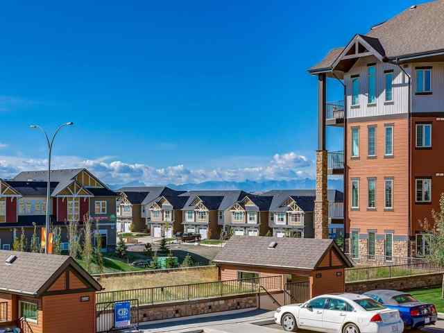 Unit-3407-15 SUNSET Square  in Sunset Ridge Cochrane MLS® #C4281746