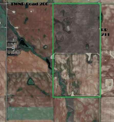 Range Road 211 Township Rd 200   in NONE Rural Vulcan County MLS® #C4281938