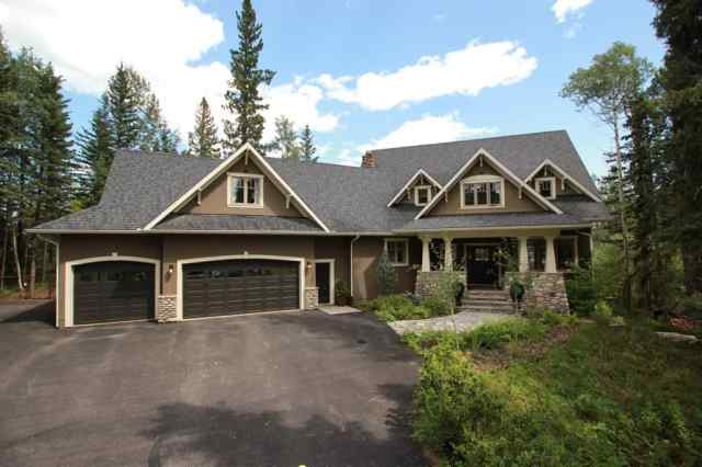16 WINTERGREEN WY  in Wintergreen_BC Bragg Creek MLS® #C4282963
