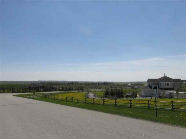 # 17 Crocus Meadows PL W T1S 1A2 Rural Foothills County