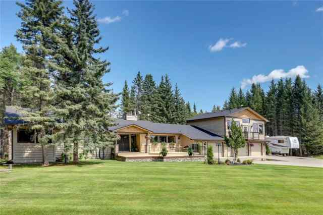 44 Mountain Lion DR  in Wintergreen_BC Bragg Creek MLS® #C4286144