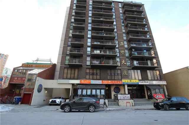 Unit-306-108 3 Avenue SW in Chinatown Calgary MLS® #C4287184