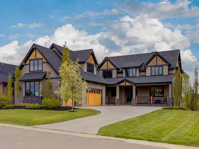 130 October Gold Wy in Elbow Valley West Rural Rocky View County MLS® #C4288103