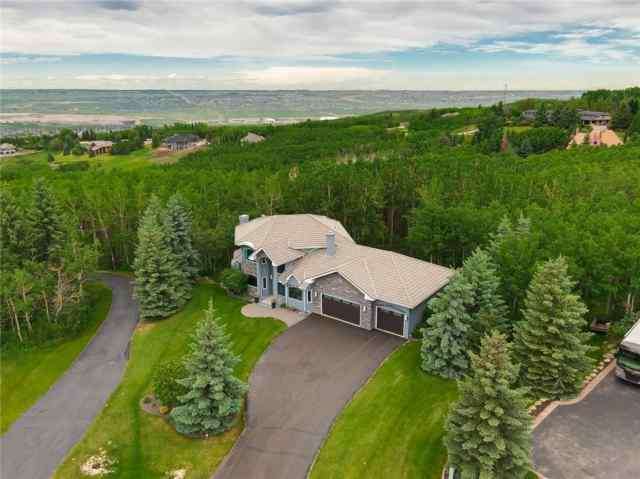 27 ARTIST VIEW PT  in Springbank Rural Rocky View County