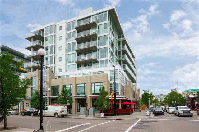 Unit-604-1087 2 Avenue NW in Sunnyside Calgary MLS® #C4289905