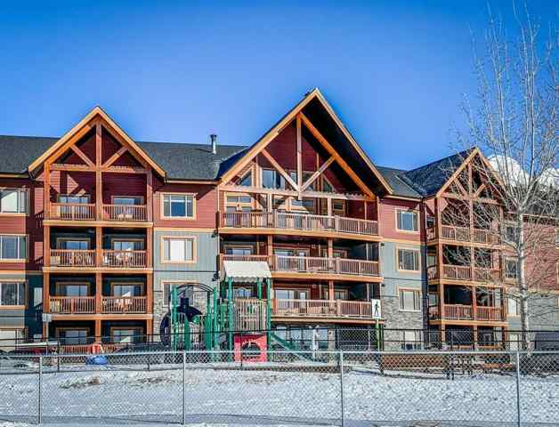 Benchlands real estate 303, 300 Palliser  in Benchlands Canmore