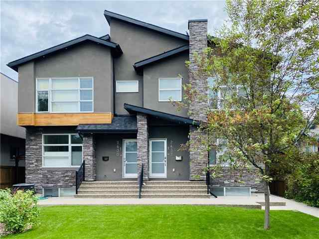 Unit-1-2432 24A Street SW in Richmond Calgary MLS® #C4291189