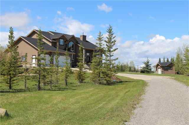 243181 Range Road 33   in Springbank Rural Rocky View County MLS® #C4292272