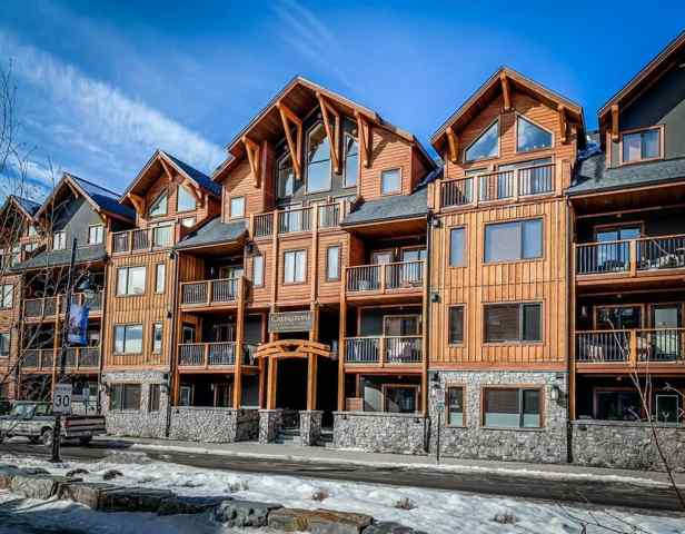 Unit-209-707 Spring Creek Drive  in  Canmore MLS® #C4292441