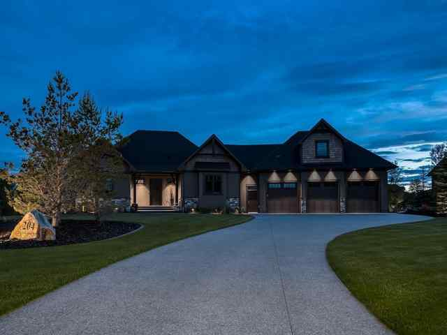 204 October Gold Wy in Elbow Valley West Rural Rocky View County MLS® #C4293295