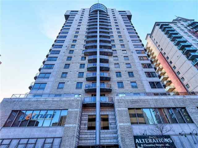 Unit-1004-683 10 Street SW in Downtown West End Calgary MLS® #C4293953