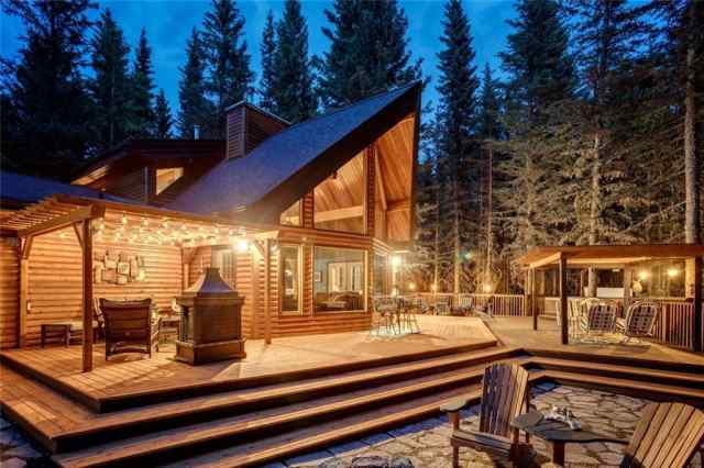 40 MOUNTAIN LION Place  in  Bragg Creek MLS® #C4294068