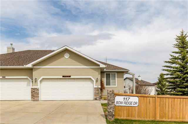 Bow Ridge real estate #16 117 BOW RIDGE DR  in Bow Ridge Cochrane