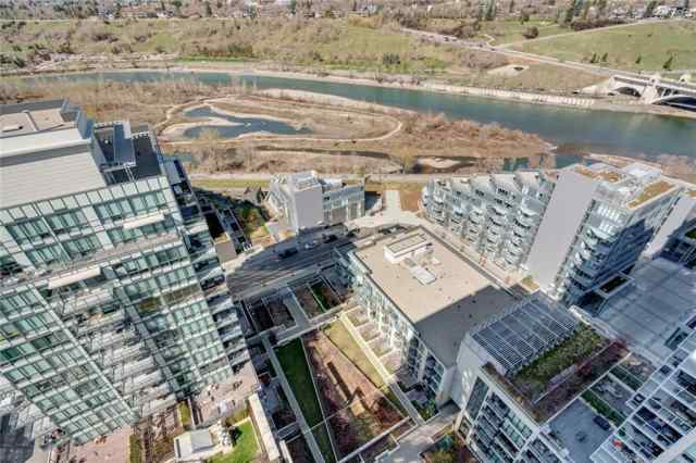 #2223 222 RIVERFRONT AV SW in  Calgary