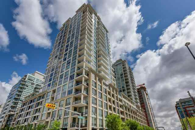 #825 222 RIVERFRONT AV SW in  Calgary