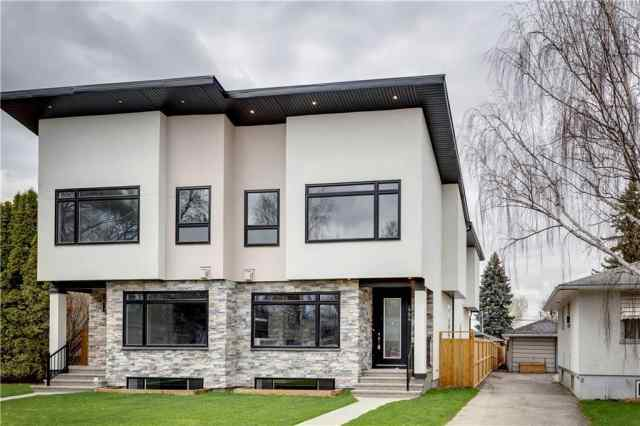 444 35 AV NW in Highland Park Calgary