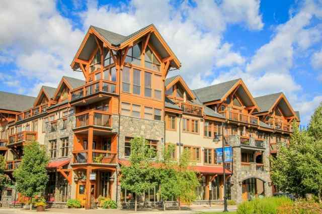 Unit-101-505 Spring Creek Drive  in  Canmore MLS® #C4296180