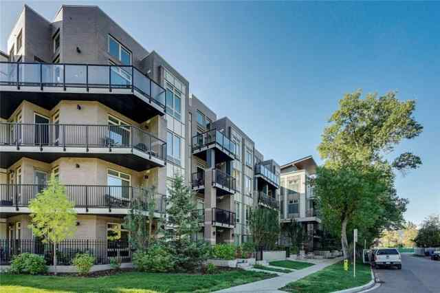 Unit-116-823 5 Avenue NW in Sunnyside Calgary MLS® #C4296421