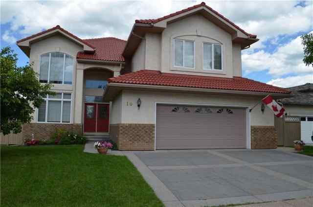 MLS® #C4296541 10 GRANDE POINT ES  T1P 1L3 Strathmore
